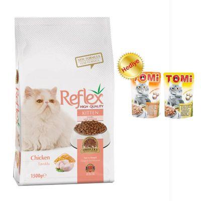 Reflex - Reflex Kitten Yavru Kedi Maması 1,5 Kg
