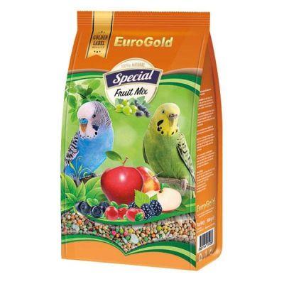 EuroGold - Eurogold Special Karışık Meyveli Muhabbet Kuş Yemi 500Gr