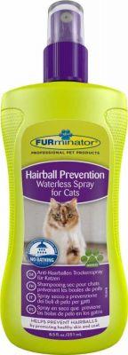 Furminator - Furminator Hairball Kediler İçin Sprey Şampuan 250ml