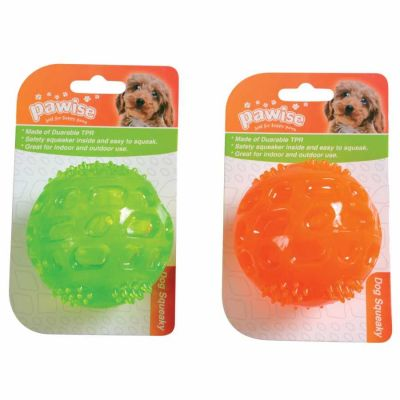 Pawise - Pawise Dog Squeaky Sesli Top 6 Cm