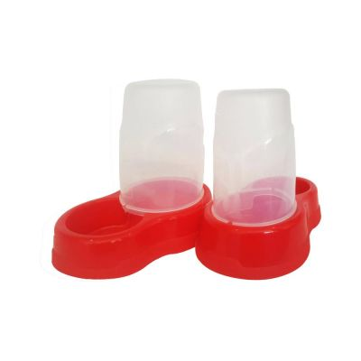 - Pet Style Hazneli Su ve Mama Kabı İkili 1.5 Lt
