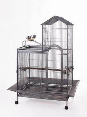 QH PET CAGE - Qh Pet Cage Papağan Kafesi 93 x 69 x 160 cm