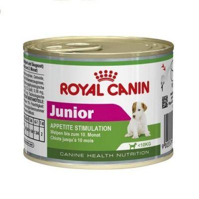 Royal Canin - Royal Canin Junior Konserve Mama 195 Gr