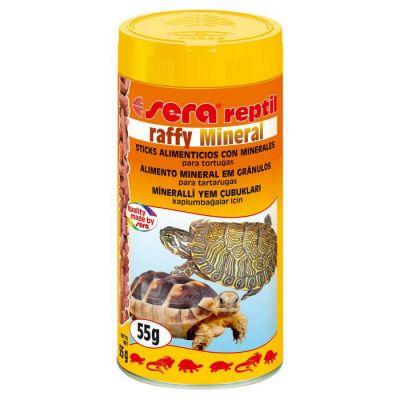 Sera - Sera Raffy Mineral Kaplumbağa ve Sürüngen Yemi 250 ml