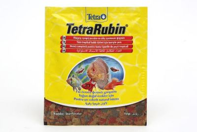 Tetra - Tetra Rubin Flakes Balik Yemi 12 Gr
