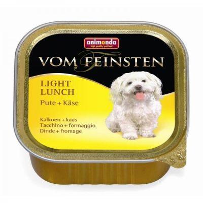 Animonda - Animonda Light Hindili Peynirli Köpek Konserve Maması 150 Gr