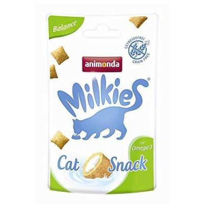 Animonda - Animonda Milkes Omega3 İlaveli Kedi Ödülü 30 Gr