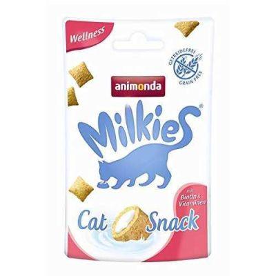 Animonda - Animonda Milkes Vitamin ve Biotin Katkılı Kedi ödülü 30 Gr