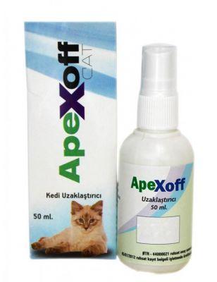 Diğer - ApeXoff Kedi Uzaklaştırıcı Sprey 50 ml