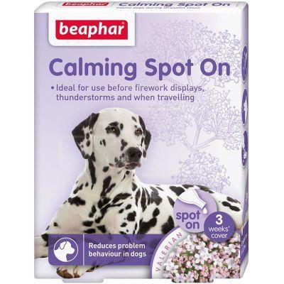 Beaphar - Beaphar Calming Spot On Köpek Sakinleştirici Damla 0,4 ml 3 Adet