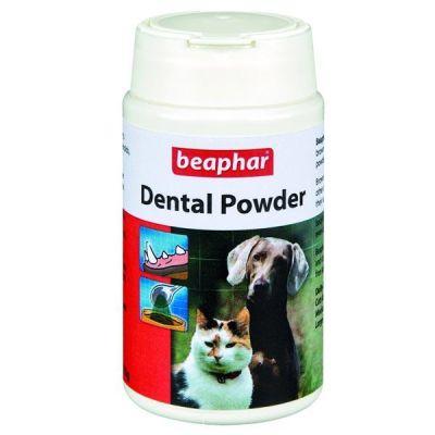 Beaphar - Beaphar Dental Powder Kedi ve Köpek Ağız ve Diş Sağlığı Koruyucu 75 Gr
