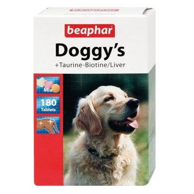 Beaphar - Beaphar Doggys Mix Köpek Vitamini 180 Tablet