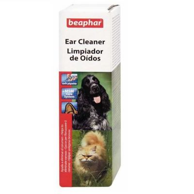 Beaphar - Beaphar Ear Cleaner Kulak Temizleme Losyonu 50 Ml