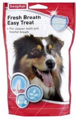 Beaphar - Beaphar Fresh Breath Easy Treat Ağız Kokusu Önleyici Ödül 150 gr