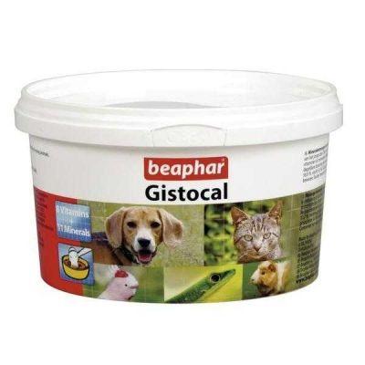 Beaphar - Beaphar Gistocal Vitamin, Mineral ve Besin Takviyesi 250 Gr