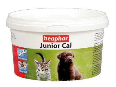 Beaphar - Beaphar Junior Cal Yavru Vitamin ve Mineral Takviyesi 200 Gr
