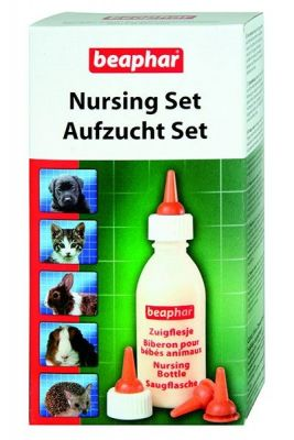 Beaphar - Beaphar Kedi - Köpek Biberon Seti (Nursing Set)