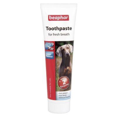 Beaphar - Beaphar Köpek Diş Macunu 100 Gr