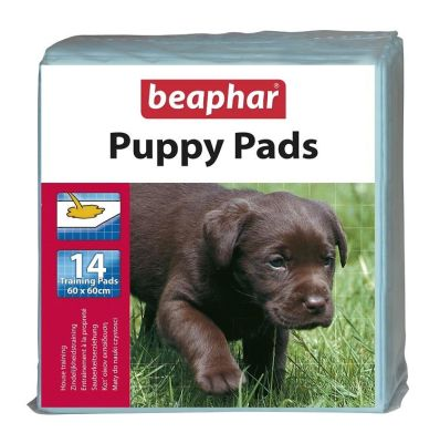 Beaphar - Beaphar Puppy Ped Yavru Köpek Çiş Pedi 14 adet
