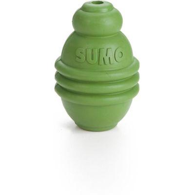 Beeztees - Beeztees Sumo Köpek Oyuncağı Yeşil Small 8 cm