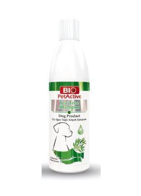Bio Petactive - Bio PetActive Çay Ağacı Yağlı Köpek Şampuanı 250 ml
