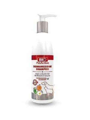 Bio Petactive - Bio PetActive Dermahexidine Köpek ve Kedi Antiseptik Şampuan 250 ml