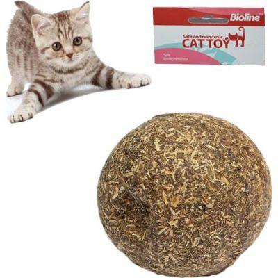 Bioline - Bioline Catnipli Kedi Oyun Topu 3 Cm