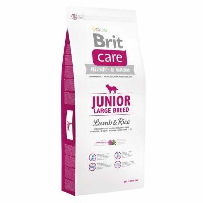 Brit Care - Brit Care Hypo-Allergenic Kuzulu Büyük Irk Yavru Köpek Maması 3KG