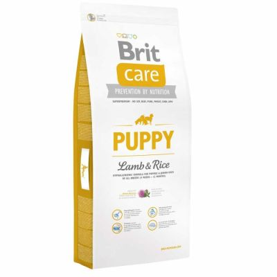 Brit Care - Brit Care Hypo-Allergenic Kuzulu Yavru Kuru Köpek Maması 12 Kg
