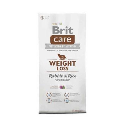 Brit Care - Brit Care Tavşanlı Pirinçli Kilo Dengeleyici Köpek Maması 3 kg