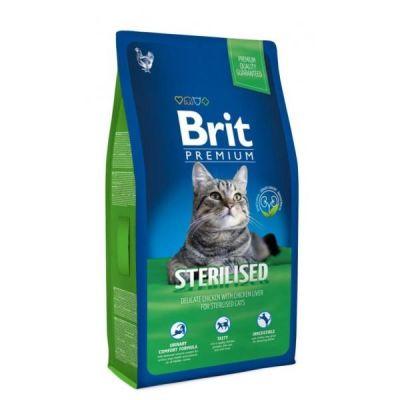 Brit Care - Brit Premium Cat Kısırlaştırılmış Kedi Maması 1,5 KG