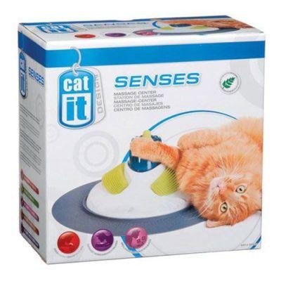 Catit - Catit 50720 Senses Catnip Kedi Masaj Merkezi (Kedi Otlu)