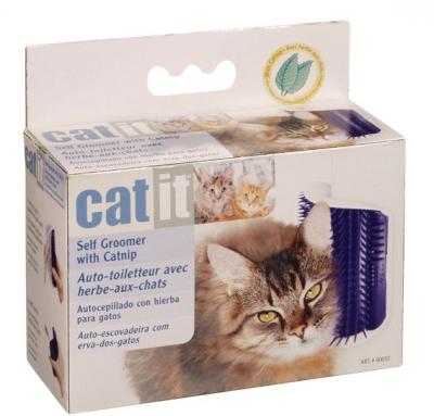 Catit - Catit Catnipli Kaşınma Fırçası