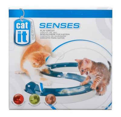 Catit - Catit Senses Play Circuit Kedi Oyun Çemberi