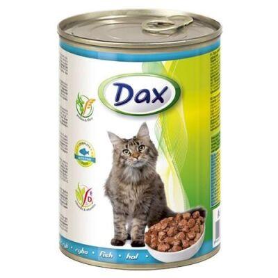 Dax - Dax Balıklı Kedi Konservesi 415 Gr