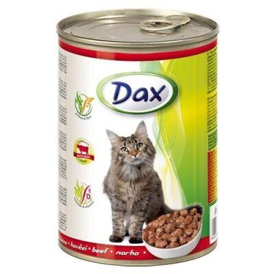 Dax - Dax Biftekli Kedi Konservesi 415 Gr