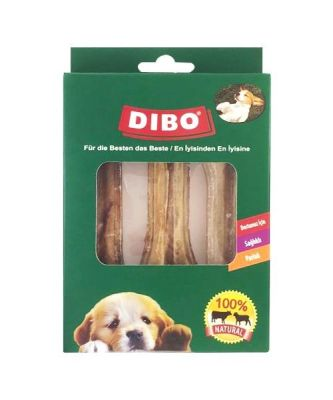 Dibo - Dibo Naturel Pres Köpek Ödül Kemiği 3 Lü 150 Gr