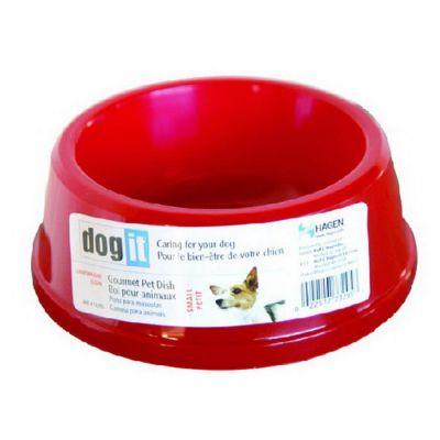 Dogit - Dogit Tekli Plastik Coccer Köpek Mama Kabı 500 ml