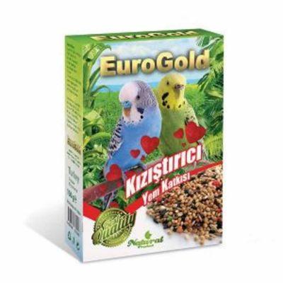 EuroGold - Eurogold Muhabbet Kuşu Kızıştırıcı Yem 150 gr