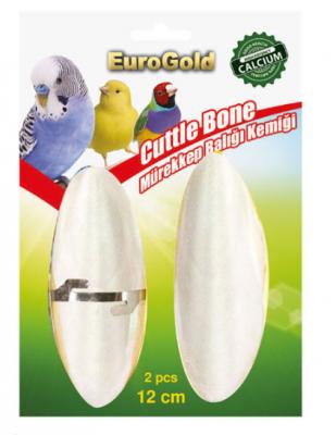 EuroGold - Eurogold Mürekkep Balığı Kemiği 2\'li 15 cm