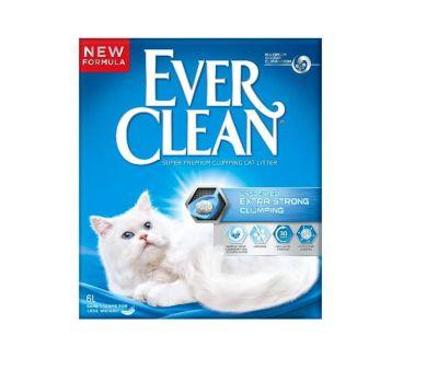 Ever Clean - Ever Clean Extra Strength Ekstra Güçlü Kokusuz Kedi Kumu 10 Lt
