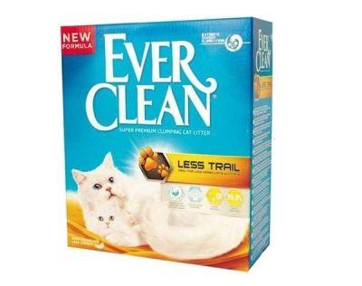 Ever Clean - Ever Clean Less Trail / Patilere Yapışmayan Kedi Kumu 6 Lt