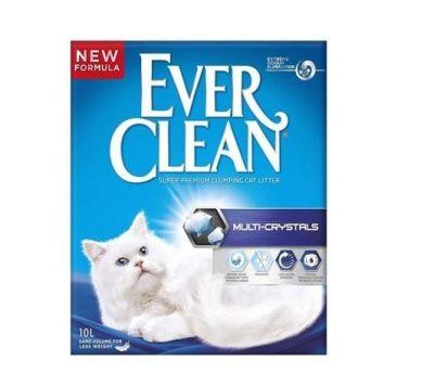Ever Clean - Ever Clean Multi Kristal Karışım Kedi Kumu 6 Lt