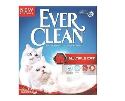 Ever Clean - Ever Clean Multiple Cat Kedi Kumu 10 Lt