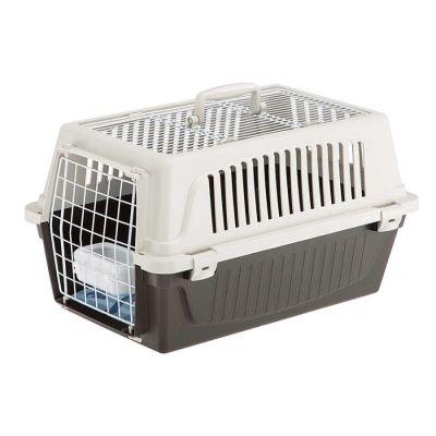 Ferplast - Ferplast Atlas Vision 20 Üstü Açılabilen Kedi Köpek Taşıma Çantası