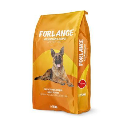 Forlance - Forlance Etli Yetişkin Köpek Maması 15 KG
