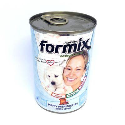 Diğer - Formix Kümes Hayvanlı Yavru Köpek Konservesi 415 Gr