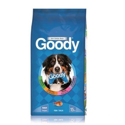 Goody - Goody Balıklı Yetişkin Köpek Maması 15 KG