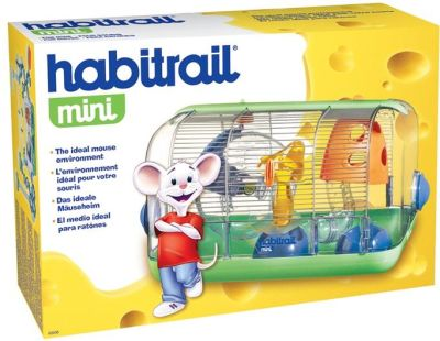Habitrail - Habitrail Mini Junior Set Hamster Kafesi