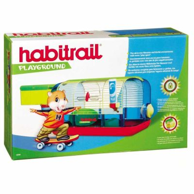 Habitrail - Habitrail Play Ground Hamster Kafesi